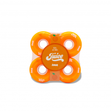Roda Hondar Juice Freestyle Wheels 65mm Laranja - 4unid.