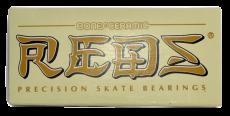 Rolamento Bones Reds Ceramics - 8 unid.