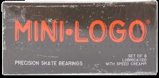 Rolamento Mini-Logo - 8 unid