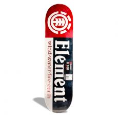 """Shape de Skate Element Section 8.180"""""""