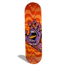 Shape de Skate Maple Santa Cruz  Kaleido Hand 8.5''