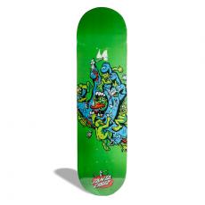 Shape de Skate Powerlite Santa Cruz Gremilin Patrol 8.25''