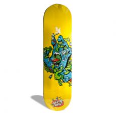 Shape de Skate Powerlite Santa Cruz Gremilin Patrol 8.37''
