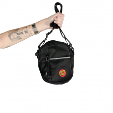 Shoulder Bag Santa Cruz Connect Mini Preta