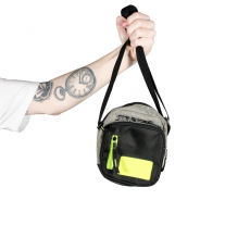 Shoulder Bag Starter Fluor Cinza