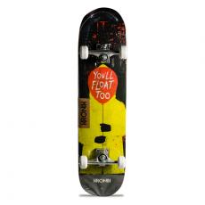 Skate Street Iniciante Completo Infantil Kronik You'll Float Too