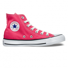 Tênis Converse Chuck Taylor All Star HI Carmim / Preto / Branco CT04190042