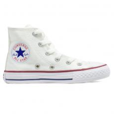 Tênis Converse Chuck Taylor All Star Hi Infantil As Core Branco