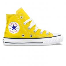 Tênis Converse Chuck Taylor All Star Hi Infantil Seasonal Amarelo Vivo CK04280022