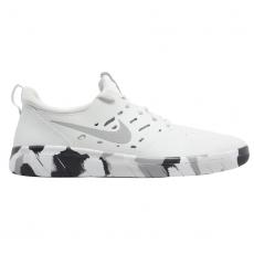 Tênis Nike SB Nyjah Free PRM Branco