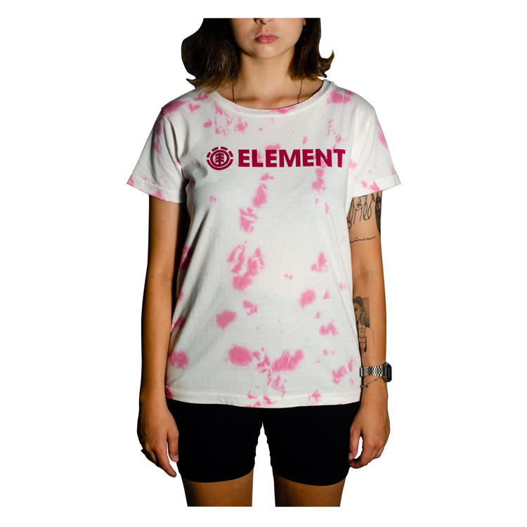 Blusa Element Blazin Tie Dye