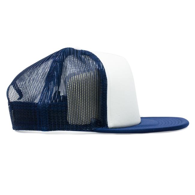 Boné DC Trucker Madglads Azul / Branco