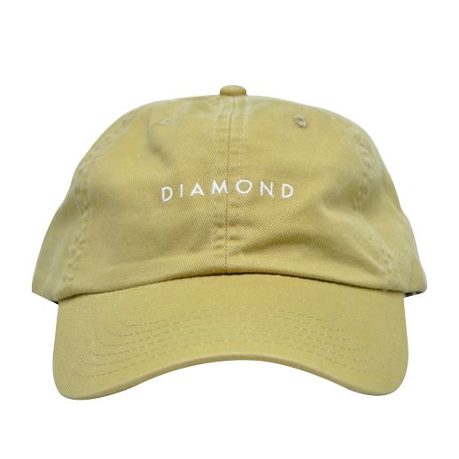 Boné Diamond Leeway Sports Hat Caqui