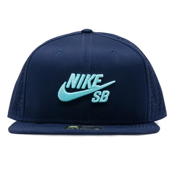 038ca0de39f0e Boné Nike Sb Aero Cap PRO Azul Marinho