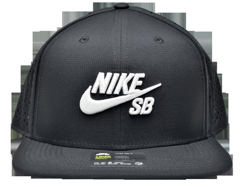 Boné Nike SB Trucker Dry Fit PRO Preto