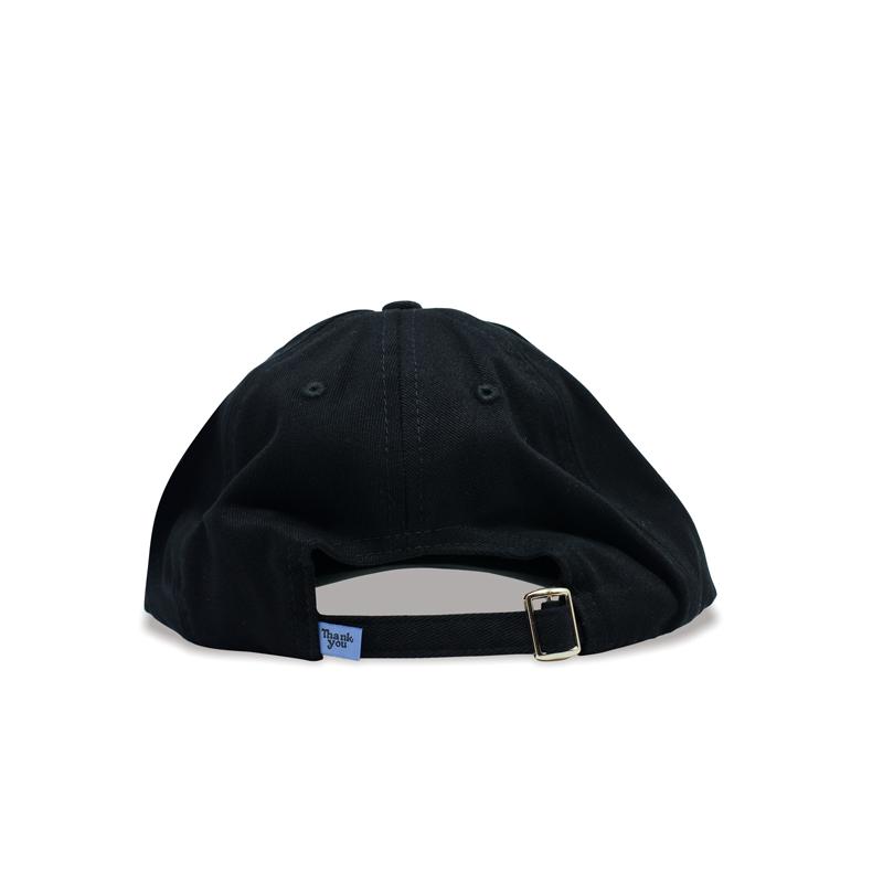 Boné Thank You Cloudy Strapback Dad Hat Preta I21TKB02