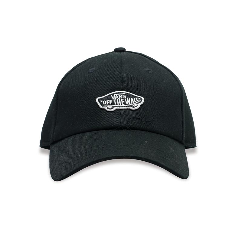 Boné Vans Bow Back Hat Preto VN0A4UM9JNH