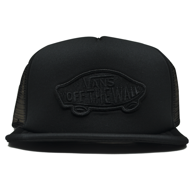 Boné Vans Classic Patch Trucker Preto Total