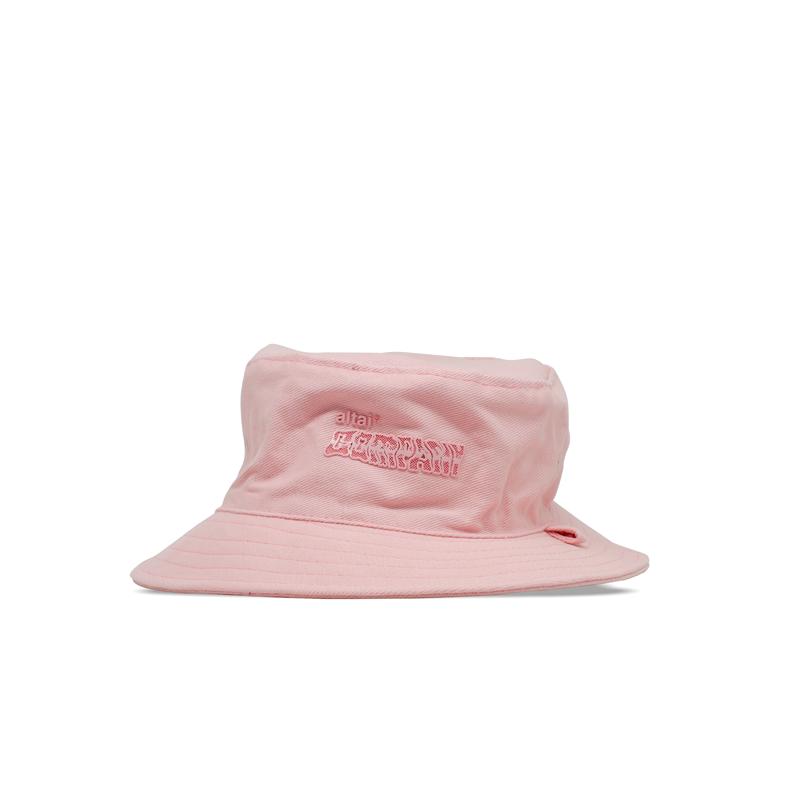 Bucket Hat Altai Logo Rosa