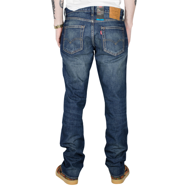 Calça Levis Jeans Slim