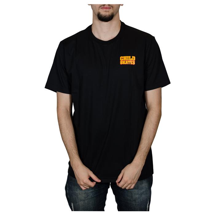 Camisa Child Fiction Preta 80241012