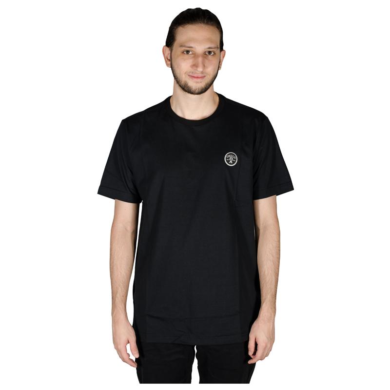 Camisa Child Logo 5 Bottom Preta 80200543