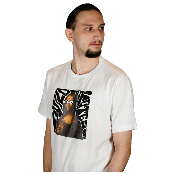 Camisa Child Monachild Branca 80241010