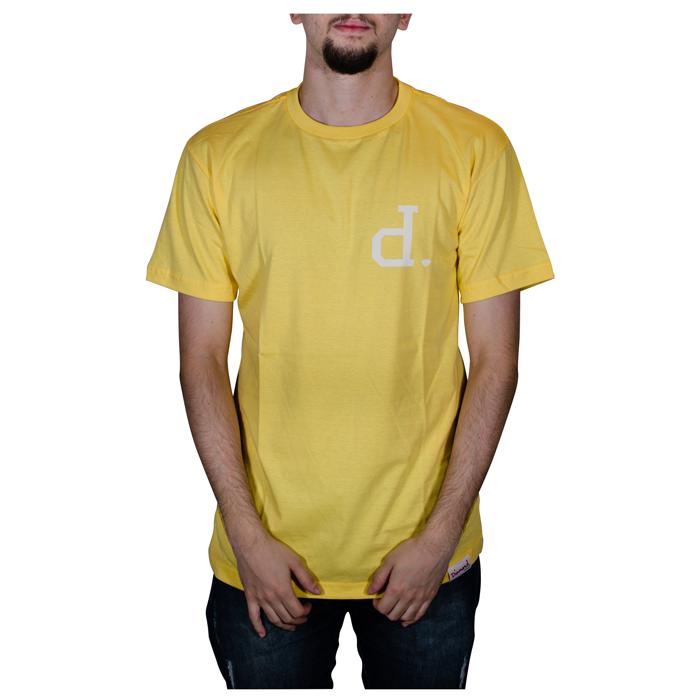 Camisa Diamond UN Pole TEE Amarela V21DIC12