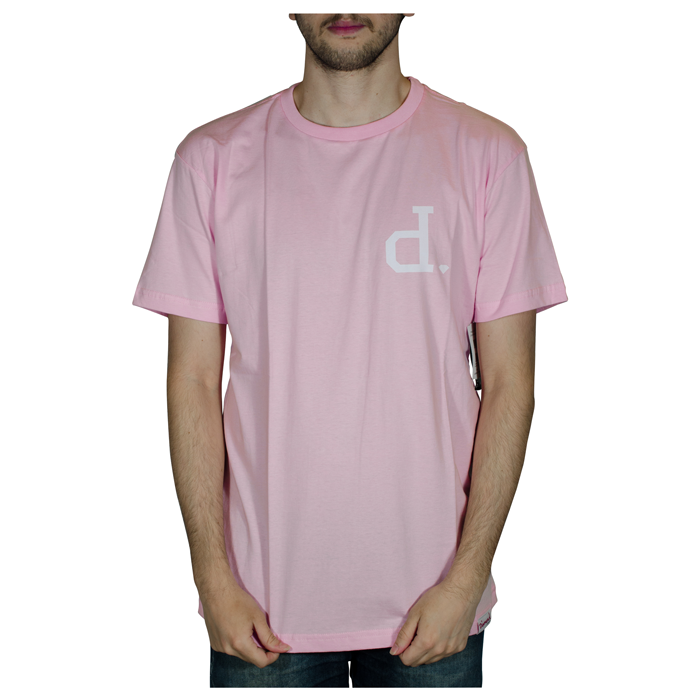 Camisa Diamond UN Pole TEE Rosa V21DIC12