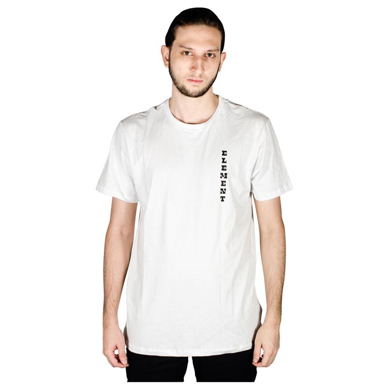 Camisa Element Lick Branca E471A0330