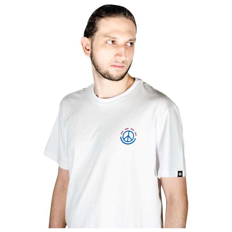Camisa Element Onslow Branco E471A0319