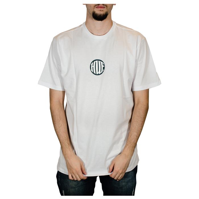 Camisa Huf HI FED Branco HFTS010013