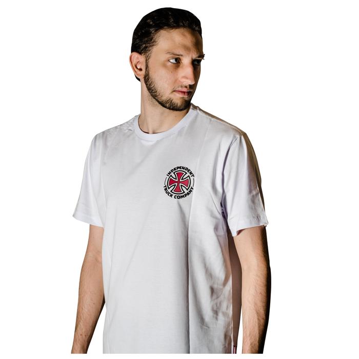 Camisa Independent ITC Strike branca 60241014