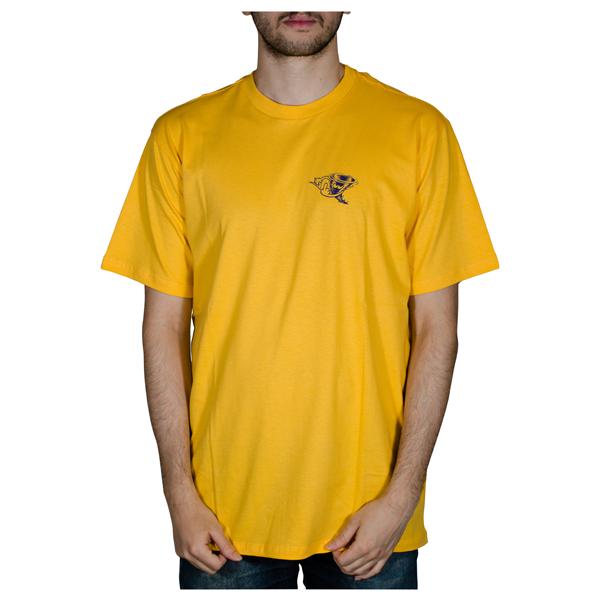 Camisa Lakai Tornado Amarela LKTS01001101