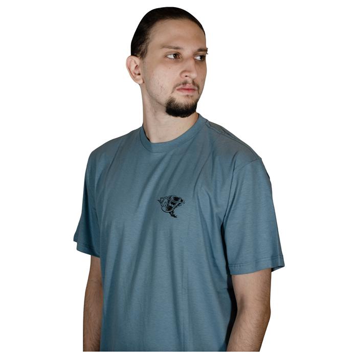Camisa Lakai Tornado Azul Claro LKTS01001101