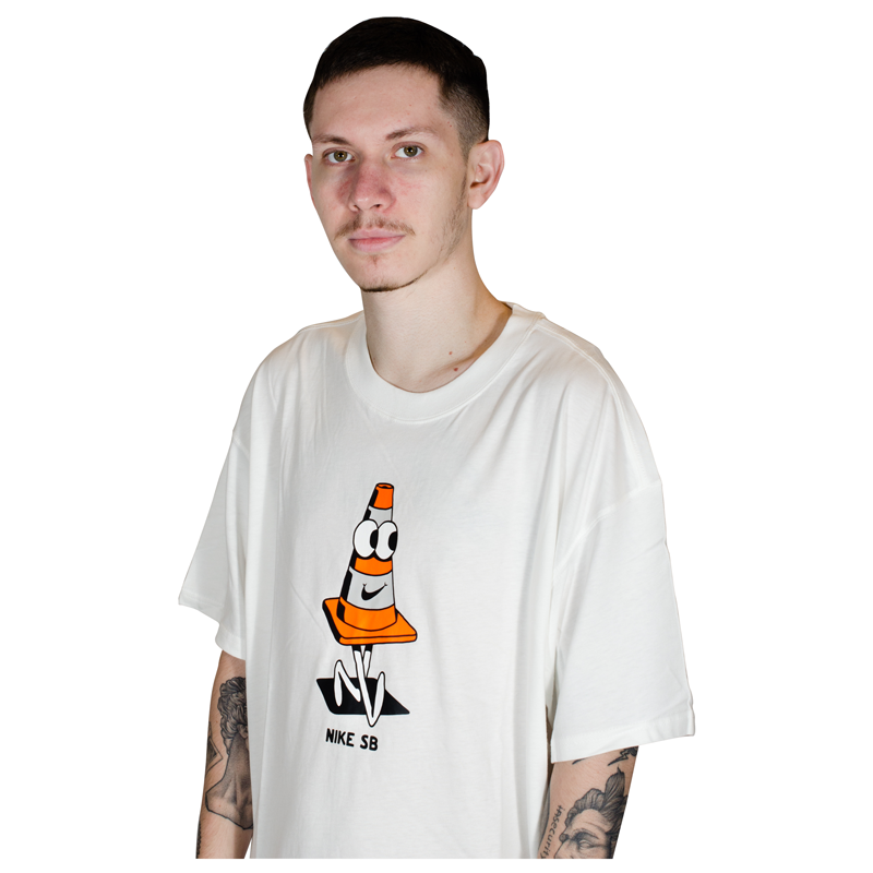 Camisa Nike SB Coney Branca DJ1224100