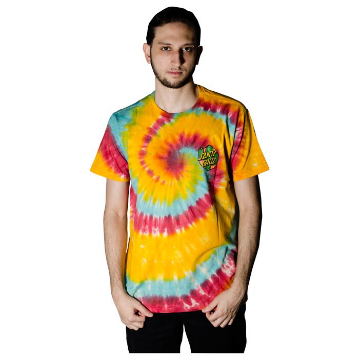 Camisa Santa Cruz Especial Cactus Dot Tie Dye 50341019