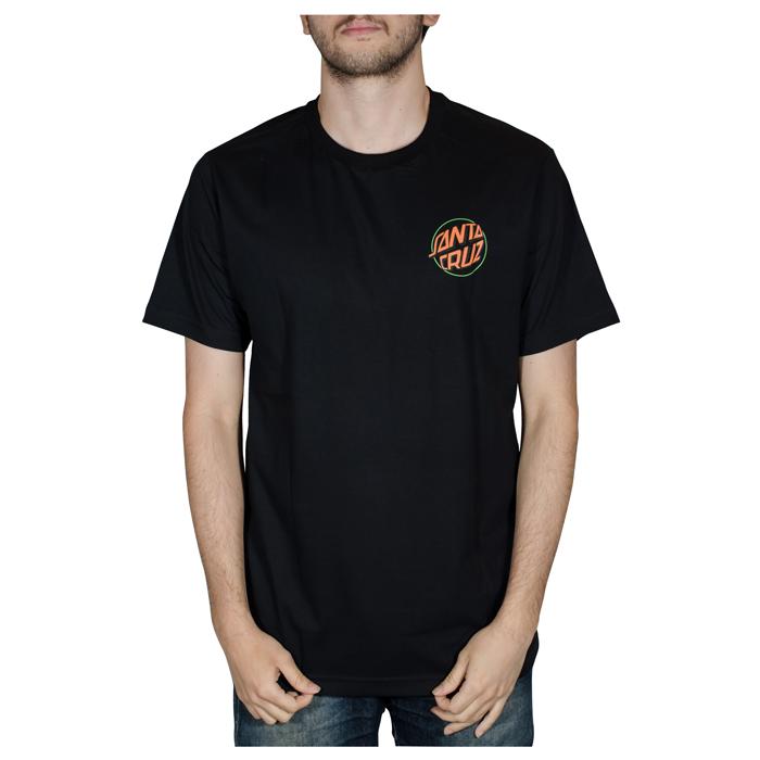 Camisa Santa Cruz Toxic Hand Preto 50241013
