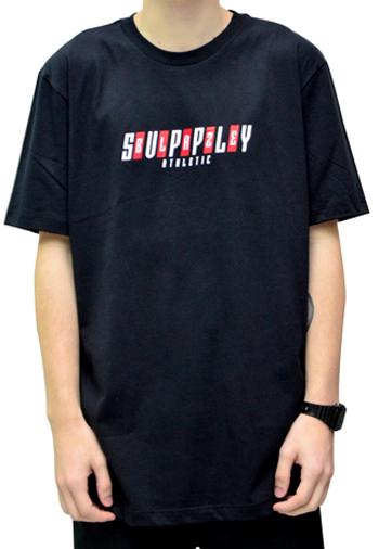 Camiseta Blaze Supply Atlhetic Preta
