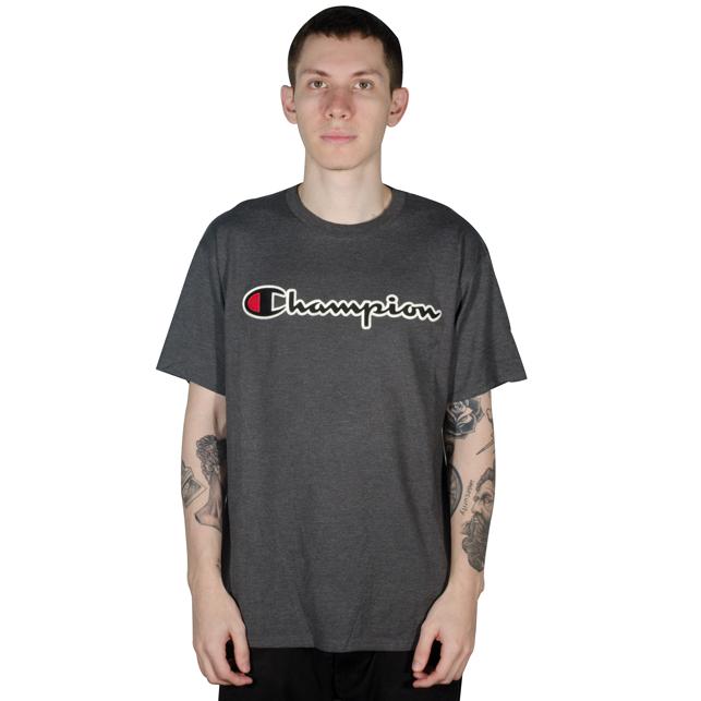 Camiseta Champion Classic Jersey Grafite