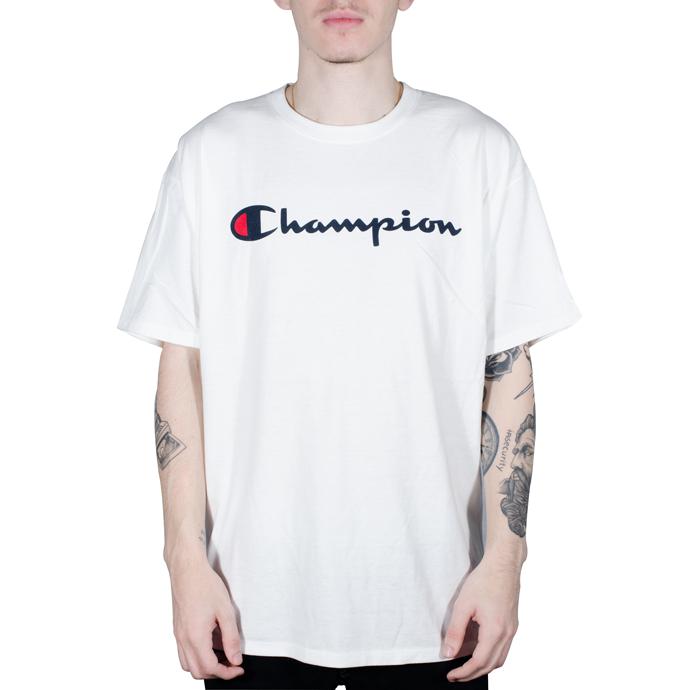 verkoop uk echte schoenen beste groothandel Camiseta Champion