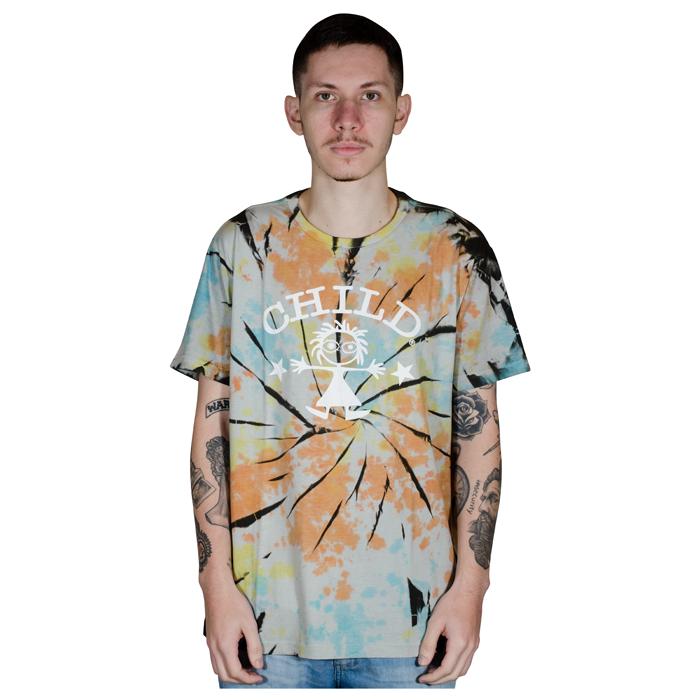 Camiseta Child Especial Dool Dyed Tie Dye 80341017