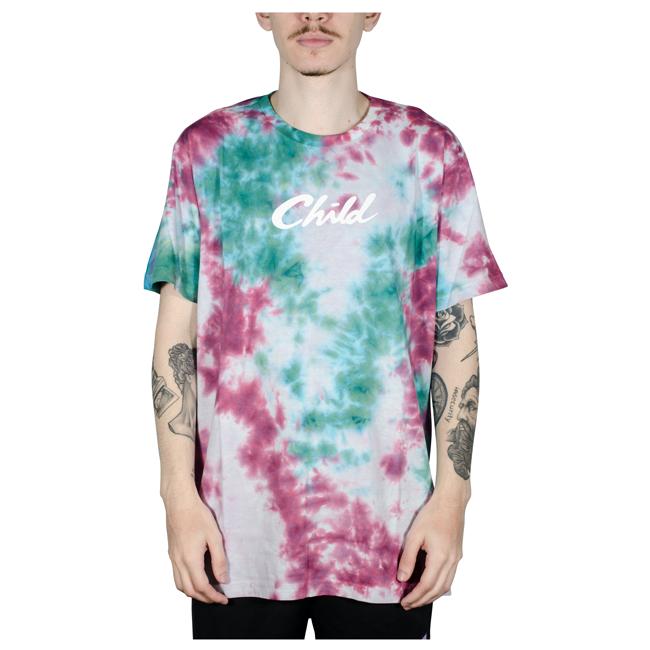Camiseta Child Especial Gout Tie Dye