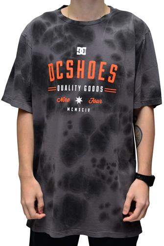 Camiseta DC Dynamite Tie Dye Preto