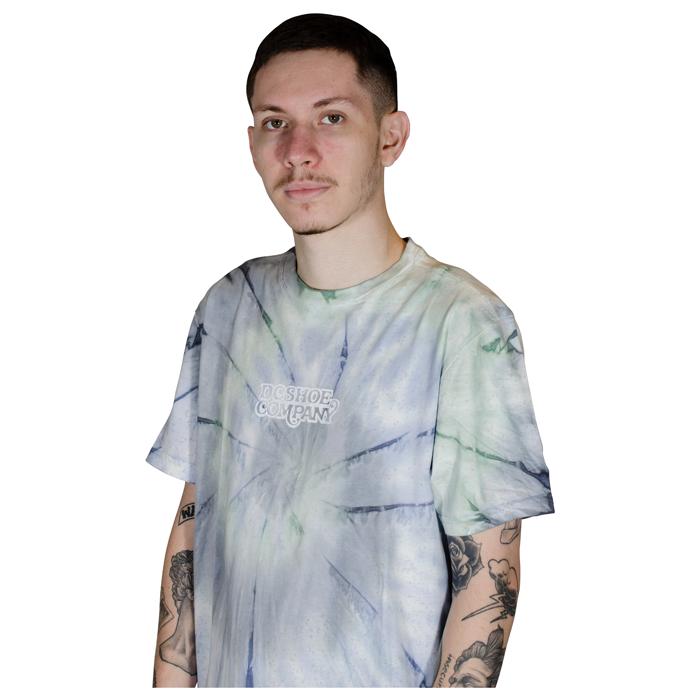 Camiseta DC Especial Downturn Tie Dye D461A006413
