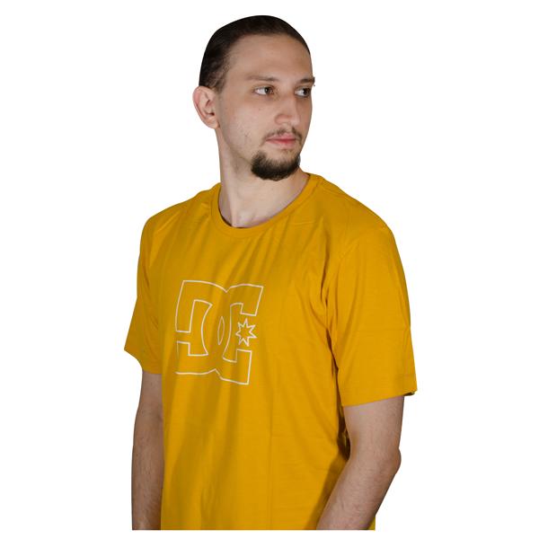 Camiseta DC Shoes  Premium Star- Amarelo  D471A0170