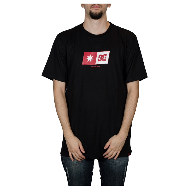 Camiseta DC Shoes Star box D471A08180