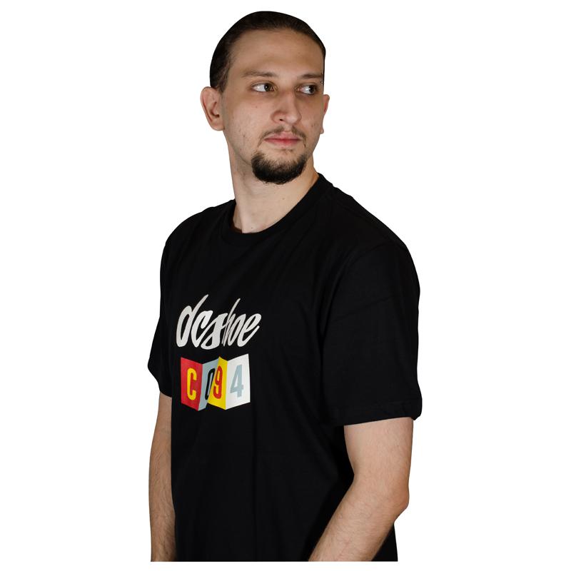 Camiseta DC Shoes Unflold D471A0188
