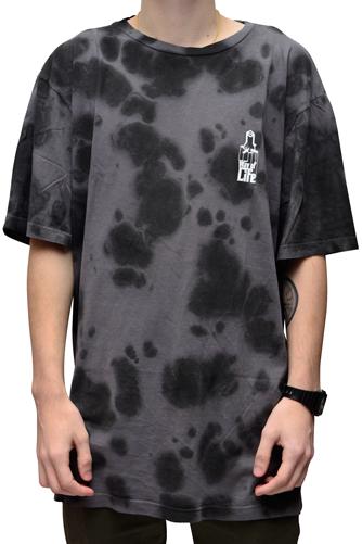 Camiseta DC Sk8m Texture Tie Dye