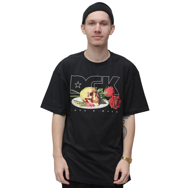 Camiseta DGK Saints Preto